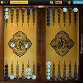 Скриншот из игры Нарды короткие – Самые популярные нарды!